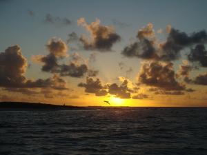 Venezuela - Tramonto alle Isole di Los Roques