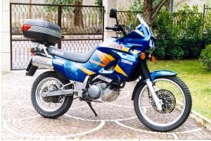 Yamaha XT 650 anni 70 altro modello