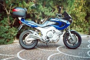 Yamaha TDM 850 anni 90