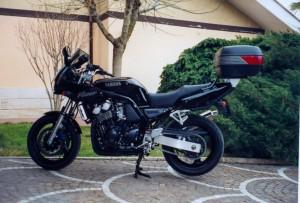Yamaha fazer 600 anni 90