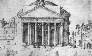 enkel-torentje-Pantheon-Van-Heemskerck