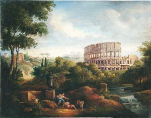 roma-antica Colosseo